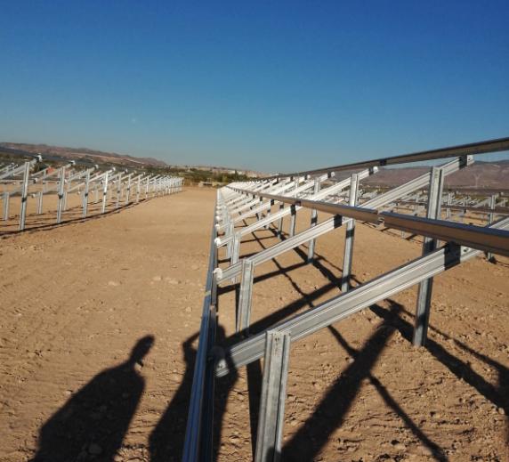 Caudete, Planta Solar 2MW