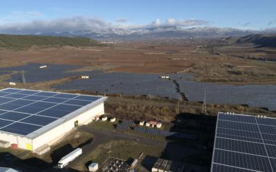 Fuenmayor, La Rioja, 10 MW. TTR+PPC
