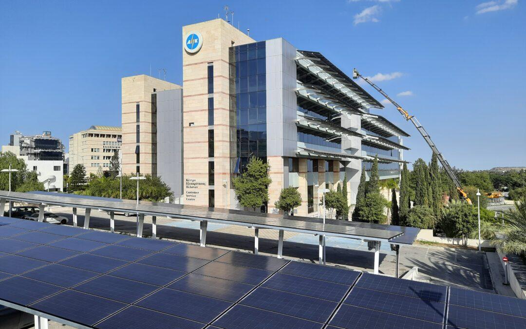 Monitorización Fotovoltaica en Chipre