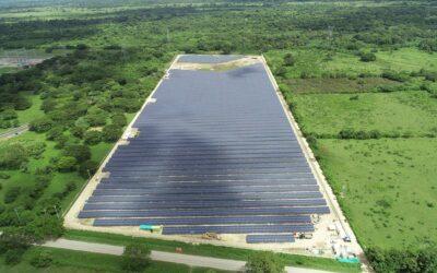 Planta Solar 19MW en Colombia