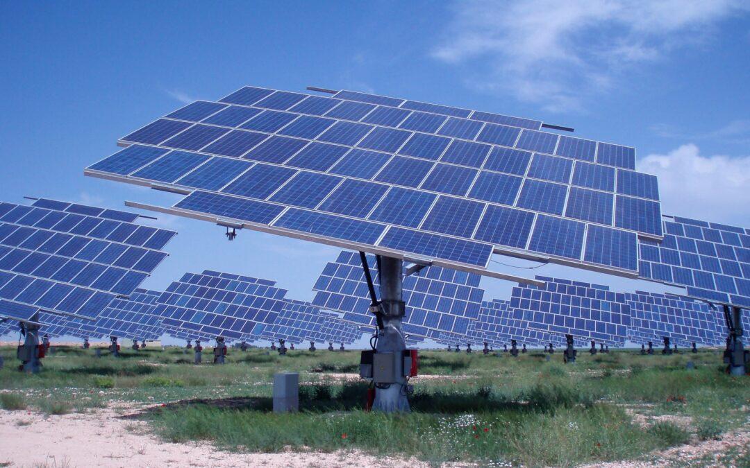 Planta Solar Fotovoltaica 4MW
